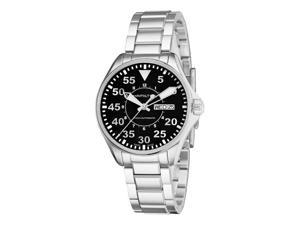 Hamilton Men's Khaki Aviation Pilot Stainless Steel Automatic Watch