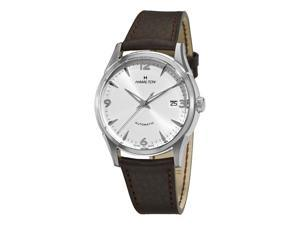 Hamilton Thin-O-Matic Automatic Silver Dial Mens Watch H38415581