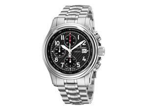 Revue Thommen Air Speed Mens Stainless Steel Automatic Chronograph Watch 16041.6137