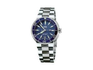 Oris TT1 Divers Date Stainless Steel Mens Watch 73375338555MB