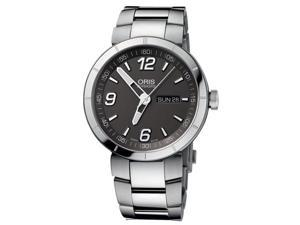 Oris TT1 Day Date Mens Wristwatch Model 73576514163MB