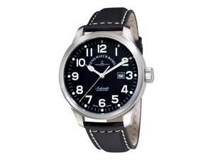 Zeno XL Pilot Mens Black Strap Automatic Watch 8554-A1