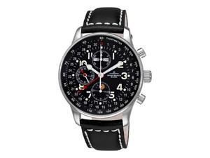 Zeno XL Pilot Mens Automatic Chronograph Full Calendar Watch P551-A1