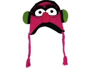 The Muppets Animal DJ Knit Peruvian Laplander Cap
