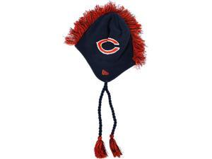 Chicago Bears Tasslehawk Mohawk Knit Cap
