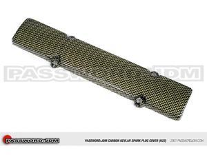 Password:JDM Dry Carbon Kevlar  Spark Plug Cover (H-Series)