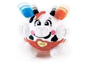 Fisher Price Bounce & Giggle - Cow