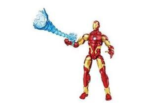 Marvel Universe - Armor Iron Man Action Figure - 4 Inch