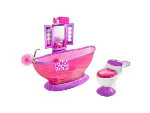 Mattel Barbie Bath To Beauty Bathroom Set