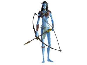 James Cameron's Avatar Movie Masters Neytiri Figure by Mattel