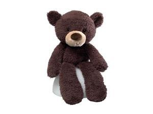 Enesco Fuzzy Chocolate Bear Plush - 13.5 Inches