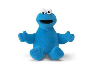 Enesco Sesame Street Cookie Monster Beanbag Plush - 6 Inches