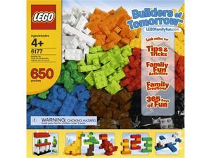 Bricks And More Builders Of Tomorrow Set by Lego - 6177