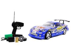 1:14 Electric Speed III Mazda RX-7 RTR RC Drift Car By AirsoftRC