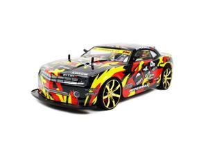 1/10 Scale Camaro SS 4WD Graffiti Electric Drift RC Racing Car