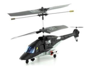 RC Mini Airwolf 3 Channel Super Model Ox-Wolf Indoor RC Helicopter