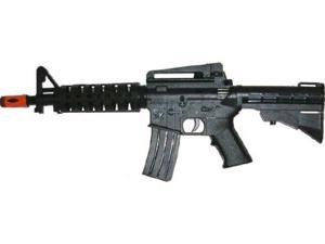 Toy Gun Electronic Army Carbine Machine Gun LIGHTS AND SOUND toy guns for kids, toy gun