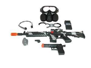 M16 SWAT Set combo set for kids, toy guns for kids, toy gun