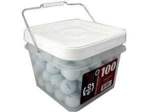 Titleist NXT 100-piece Tour Golf Balls in a Free Bucket (Refurbished)