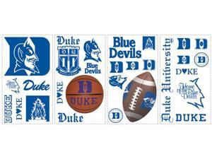 Duke University Peel & Stick Wall Decals