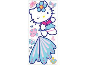 Hello Kitty Peel & Stick Giant Wall Decals