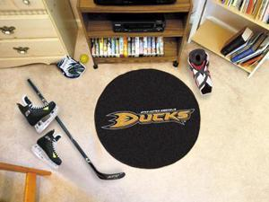 "27"" diameter NHL - Anaheim Ducks Puck Mat"