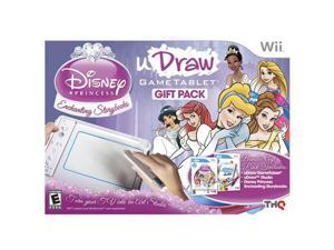 Wii uDraw GameTablet with uDraw Disney Princess Value Bundle