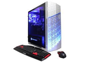 CYBERPOWERPC Gamer Ultra GUA4600Q w/ AMD FX-4300 3.8GHz CPU, 8GB DDR3, AMD R7 240 2GB, 1TB HDD, 24X DVD+-RW & Win ...