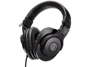 Audio-Technica ATH-M30x Professional Studio Monitor Headphones