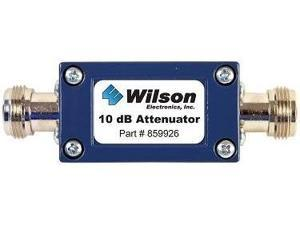 Wilson Electronics 859926 10 dB Attenuator with N Female Connectors