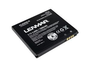 Lenmar CLZ453LG Replacement Battery for LG G2x P999 4G - Retail Packaging - Black