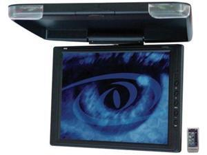 PYLE PLVW1342R 13.4-Inch TFT Roof Mount Monitor and IR Transmitter