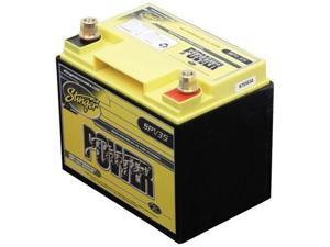 Stinger SPV35 Power Series 525-Amp Battery