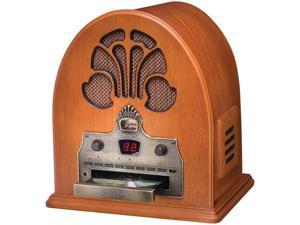CROSLEY CR32CD Cathedral Radio with CD - Paprika