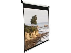 Elite Manual SRM M120XWV2-SRM - Projection screen - 120 in ( 305 cm ) - 4:3 - MaxWhite - white