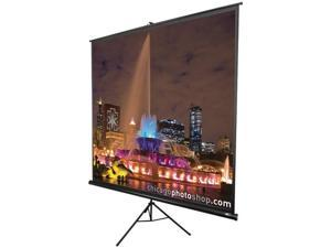 "ELITE SCREENS T60UWH TRI-POD SERIES PROJECTION SCREEN (16:9 HDTV FORMAT&#59; 60""&#59; 29"" X 50"")"