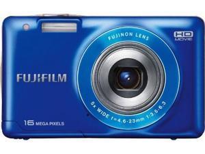 Fujifilm FinePix JX580 Digital Camera (Blue)