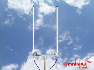 OmniMAX™ 4G WiMAX MIMO Outdoor Dual Antenna for CLEAR Series S 4G+