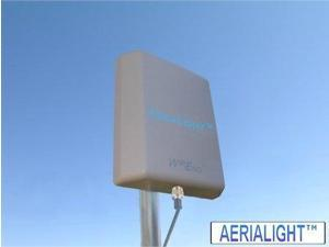 AeriaLight™ Ultra Wide Band 3G & 4G Outdoor External Antenna for Novatel Wireless Merlin U730