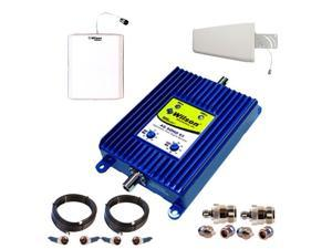 Wilson AG Soho 65 Cell Phone Signal Booster Kit (All-in-one: includes Antennas, Cables & Connectors)