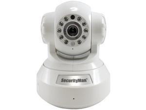 SECURITY MAN SECURITYMAN IPCAM-SD DIY WIRELESS/WIRED IP CAMERA MCYIPCAMSD