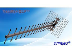 YagiRef-QLP™ 22dBi Wide-Band 3G + 4G Single Antenna for Cisco HWIC-3G-CDMA