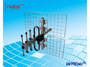 YagiRef-Plus™ 15dBi Wide-Band 3G + 4G Single Antenna for Sierra Wireless AirLink Raven X