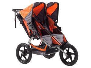 BOB ST1011  Sport Utility Stroller  Duallie - Orange