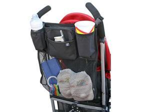 JL Childress 2908 Cups  N Cargo Holder and Stroller Organizer