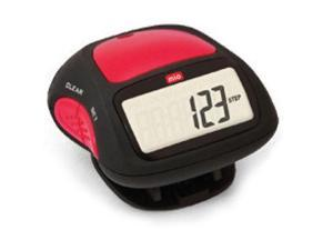 Mio Step 3 Fitness Pedometer Red 0052Us-Red2