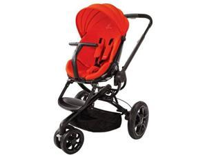 Quinny CV078BHR Moodd Stroller  Red Envy