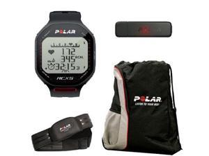 Polar 90038881  RCX5 - Basic in Black With Cinch Bag