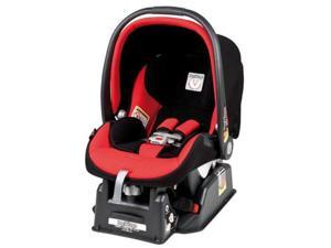 Peg Perego Primo Viaggio sip 30 30 Car Seat - Flamenco - Cherry Red Black