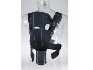 Baby Bjorn 023056US Original Infant Carrier  City Black